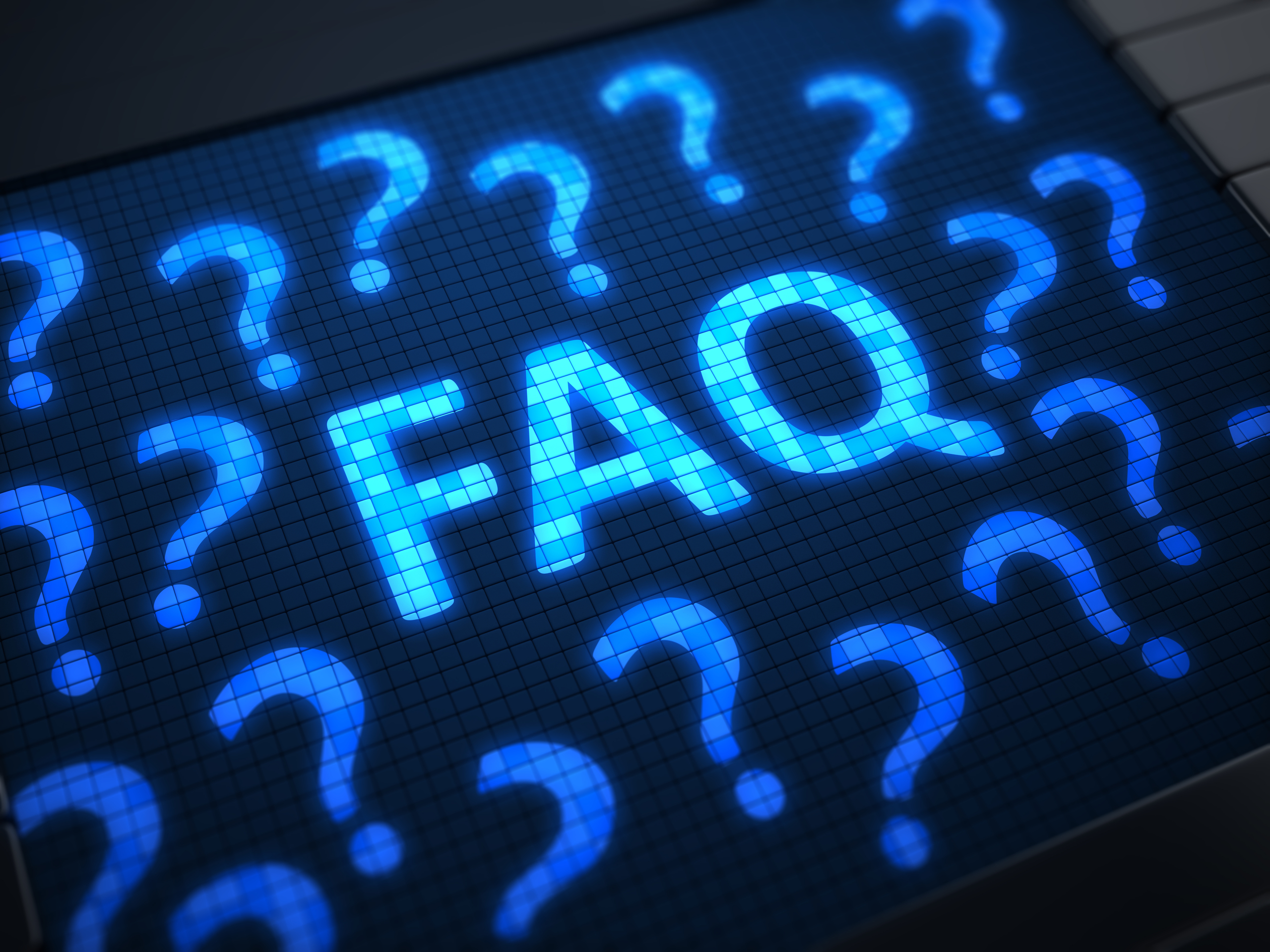 Frequently Asked Questions — FBI