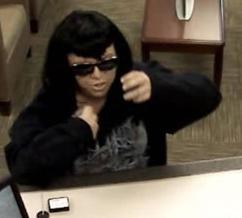 The FBI and local police departments are looking for those responsible for committing five bank robberies last month, as well as five in October 2014, two in October 2013, and one in October 2012.