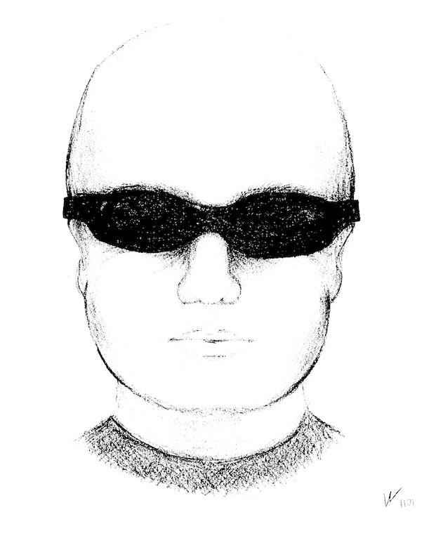 FBI Offers $10,000 Reward And Releases Composite Sketch Of