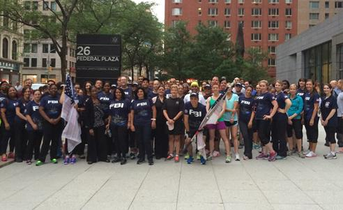 On the 13th anniversary of the September 11 terrorist attacks, the FBIs New York Field Office honored victims during an inaugural 9/11 Memorial Run/Walk and an early morning memorial service.