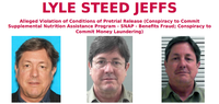 Reward Announced for Lyle Steed Jeffs