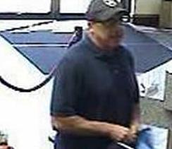 The FBI and Carlsbad Police Department are seeking the publics assistance to identify an unknown white male who robbed the U.S. Bank in Carlsbad.