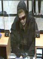 The FBI and local law enforcement are seeking the public's assistance to identify the unknown female who robbed the Chase Bank branch in Imperial Beach.