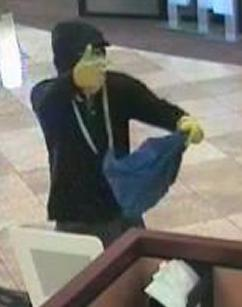 A serial bank robber known as the El Chapparito Bandit is believed to have robbed his 15th bank today.