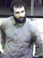 The FBI and San Diego Police Department are seeking the publics assistance to identify the unknown male responsible for robbing the Wells Fargo Bank branch in San Diego.