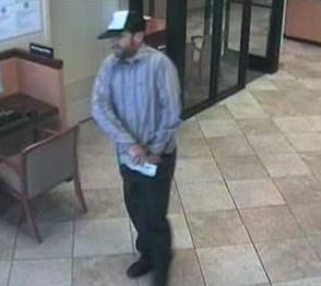 The FBI and San Diego Police Department are seeking the public's assistance to identify the unknown male responsible for robbing the Wells Fargo Bank branch.