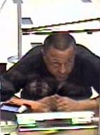 The FBI and San Diego Police Department are seeking the public's assistance to identify the unknown male responsible for robbing the Union Bank branch in San Diego.