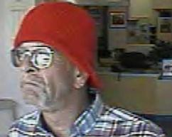 The FBI and San Diego Sheriff's Department seek assistance to identify an unknown male who robbed the Bank of America branch in Ramona, California.