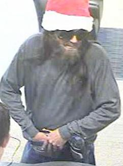 On Tuesday, November 25, 2014, at approximately 2:10 p.m., a lone male robbed the Chase Bank branch located at 607 Loma Santa Fe in Solana Beach, California.