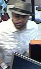 The FBI and San Diego Sheriffs seek assistance to identify an unknown male who is responsible for robbing the Chase Bank branch in Vista, California.