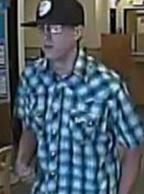 The FBI and San Diego Sheriff's Department are seeking assistance to identify the unknown male responsible for robbing the Citibank in Vista, California.