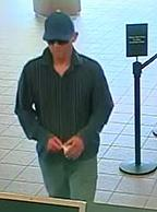 The FBI is offering a reward of up to $5,000 for information leading to the arrest of the individual responsible for five bank robberies within one month.
