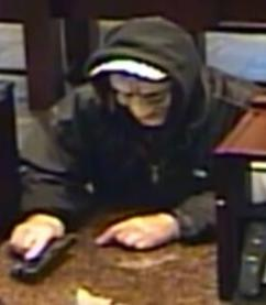 The Seattle Safe Streets Task Force is seeking information about a bank robber nicknamed The Man in the Rubber Mask.