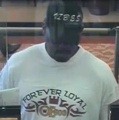 The FBI Violent Crimes Task Force and Fairfax County Police are searching for an unknown serial bank robber who is believed to be responsible for three bank robberies.