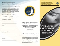 Help for Victims of Human Trafficking (Spanish)