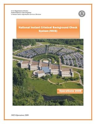 2009 NICS Operations Report