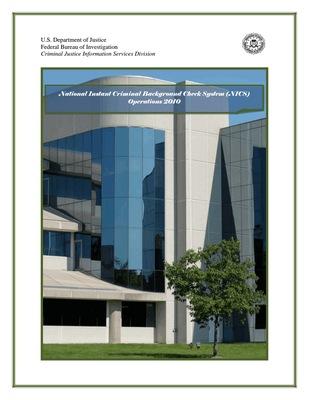 2010 NICS Operations Report