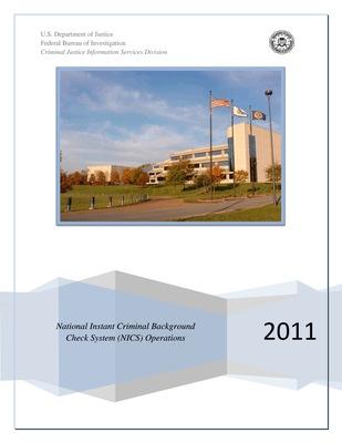 2011 NICS Operations Report