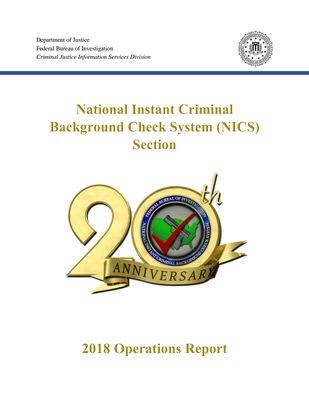 2018 NICS Operations Report