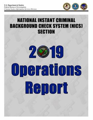 2019 NICS Operations Report