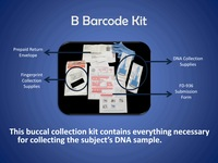 """B"" Barcode Kit Collection"