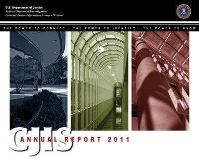 2011 CJIS Annual Report