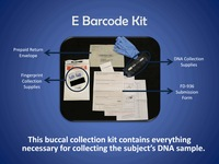 """E"" Barcode Kit Collection"