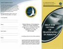 Help for Victims of Human Trafficking (English)