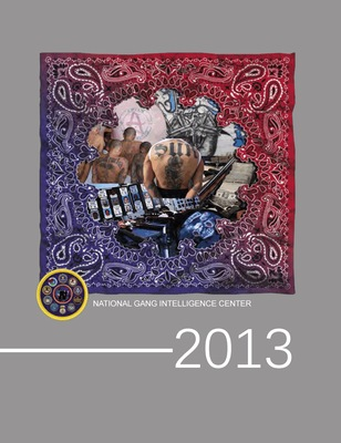 National Gang Report 2013