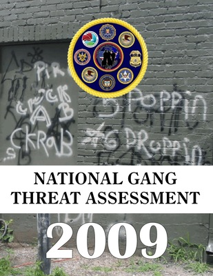 National Gang Threat Assessment - 2009