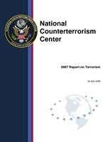 Terrorism Report - 2007 (pdf)