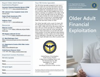 Older Adult Financial Exploitation
