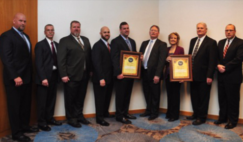 In September 2014, the Maryland State Police and the ATF were selected as the winners of the N-DEx Program Success Story of the Year award for their use of the system's data to connect a seemingly routine situation with a larger ongoing investigation. (From CJIS Link article).