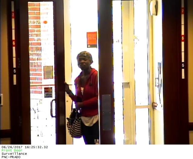 Atlanta Bank Robber Suspect