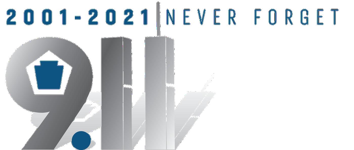 9/11 20th Anniversary Graphic