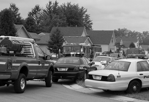 9-1-1 Police Response