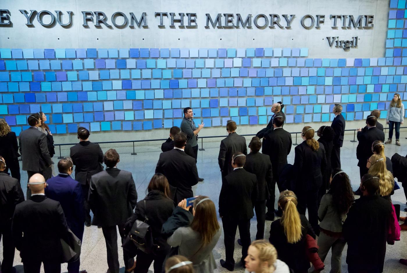 9/11 Memorial & Museum Honored