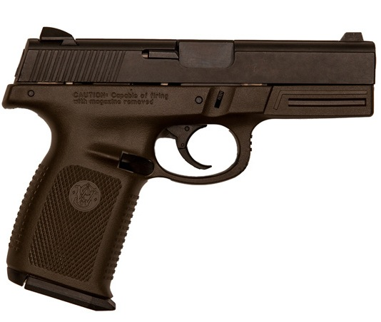 Stock image of a 9mm handgun that resembles a weapon in the June 14 shooting in Alexandria, Virginia.