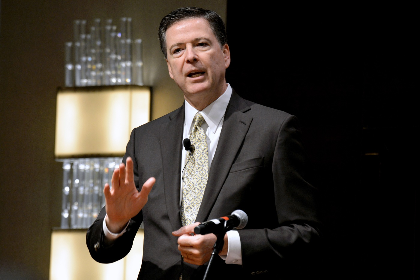 Director Comey Speaks at African American FBI Special Agents Symposium
