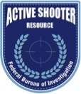 Active shooter resource graphic (from CJIS Link Article)