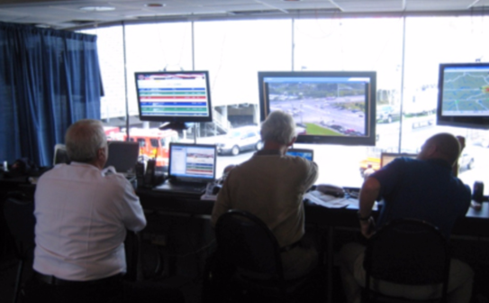 Agencies Monitor NASCAR Event Using Virtual Command Center