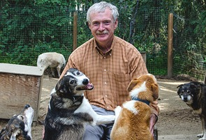 "Special Agent Bruce Milne has spent 25 years in the FBI, and most of that time has been in FairbanksaAlaskaas second largest city. His passion is training and racing sled dogs, which Alaskans call ""mushing."""