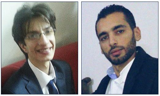 Amad Umar Agha and Firas Dardar