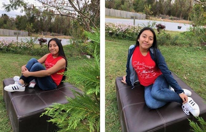 Missing 13 year old Hania Noelia Aguilar