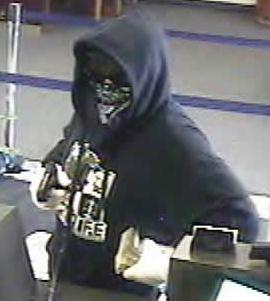 Albuquerque bank robbery suspect (4/9/14)