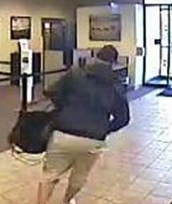 Albuquerque Bank Robbery Suspect, Photo 4 of 4 (5/7/14)