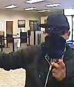 Albuquerque Bank Robbery Suspect, Photo 3 of 4 (5/7/14)