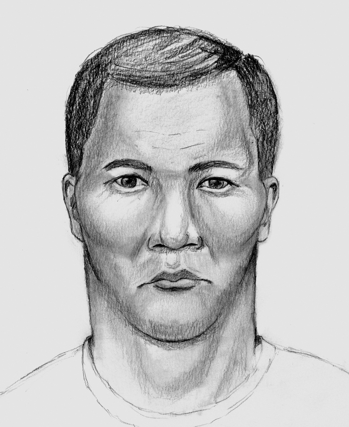 Albuquerque Kidnapping Suspect Sketch
