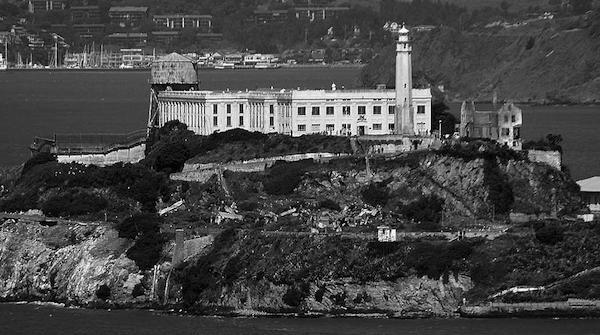 Alcatraz Prison in 2008