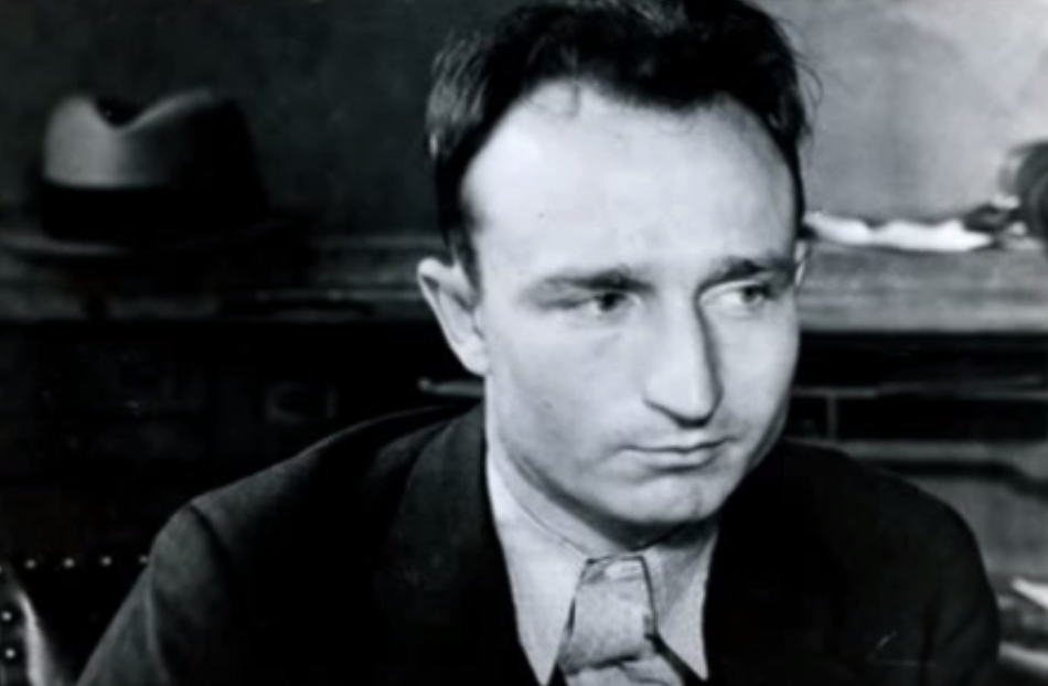 The gangster Alfred Brady was killed by FBI agents and their law enforcement partners in Maine in October 1937.